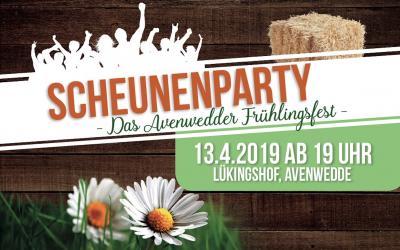 Scheunenparty