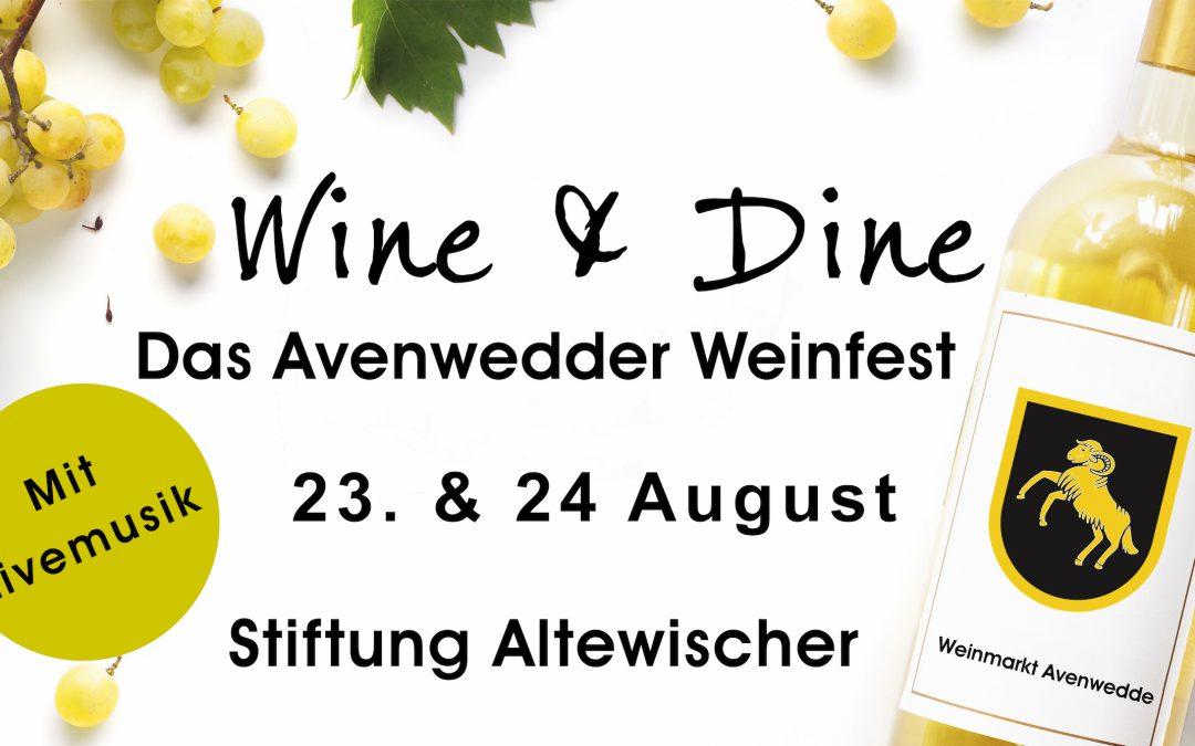 Weinfest Avenwedde